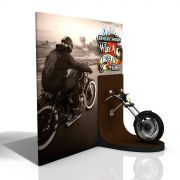 Win a Harley-Davidson Display